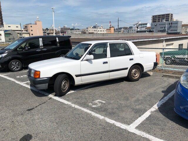 駐車場 バックが苦手 ペーパードライバーの特徴