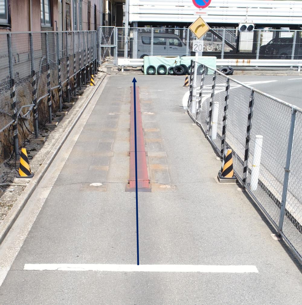 普通二輪 中免 バイク免許 一本橋